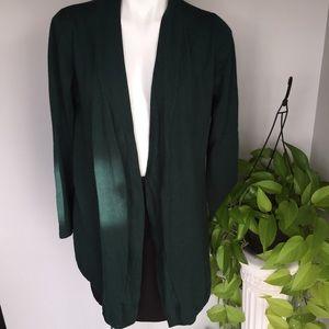 🎉 Green Cardigan Sweater 🎉